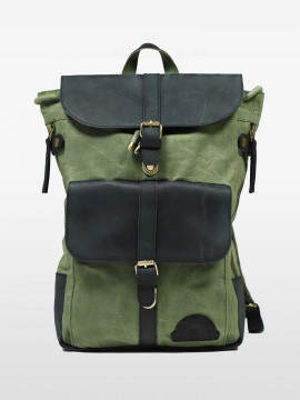 Backpack Canvas Buffalo Sac