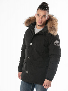 Kiplood Natural Fur Veste...