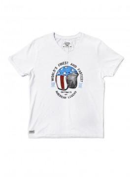 Elstar-slub T-shirt Homme