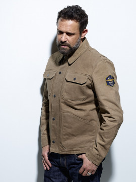 James - Veste textile homme