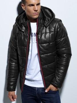 Caucase - Blouson cuir homme