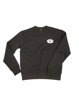 Dakota Crew Fleece Sweat Homme