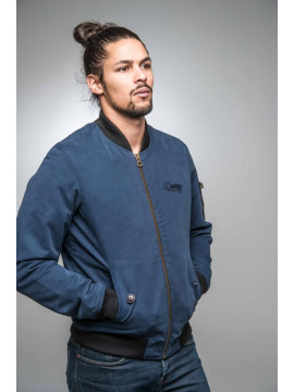 Jones - Bomber coton Homme