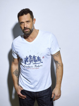 Freedom Riders T-shirt Homme
