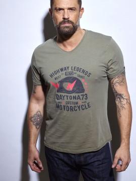 Thunder T-shirt Homme