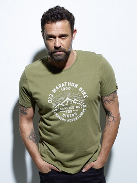 Mountain T-shirt Homme