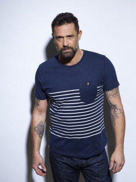 Neo Sailor T-shirt Homme