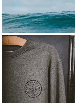 Seaward Crew Fleece Men's...