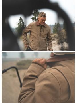 Hawk - Veste textile homme