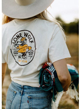 Lone Wolf Pocket Tee Inr...