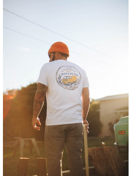 Desert van - T-shirt homme...