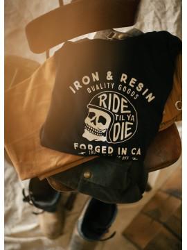 Skull ride - T-shirt homme...