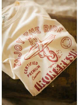 Surf bear - T-shirt homme...