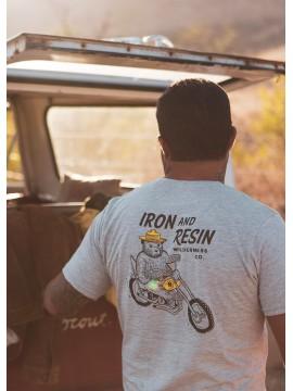 Smokey - T-shirt textile homme