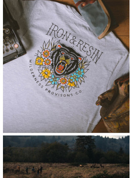 Los oso - T-shirt textile...