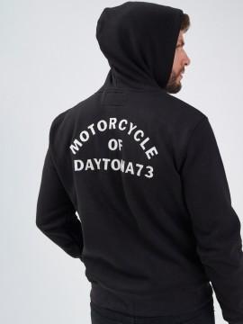 Motorcycle sweat+hood -...