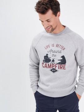 Campfire Sweat Sweat