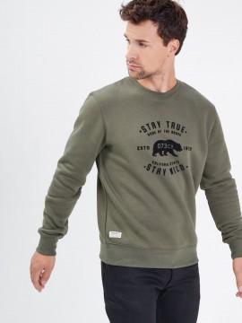 Bear sweat - Sweat textile...
