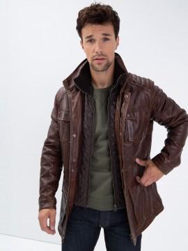 Rodeo - Blouson cuir homme