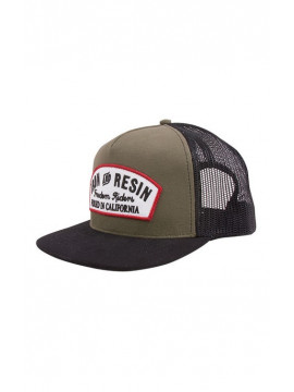 Region Casquette Iron and Resin