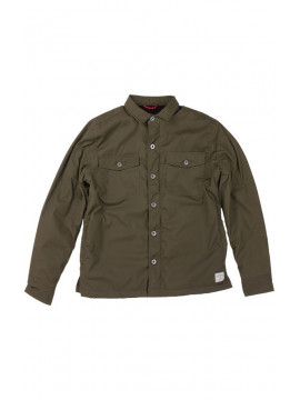 Iron and Resin-Donner Jacket