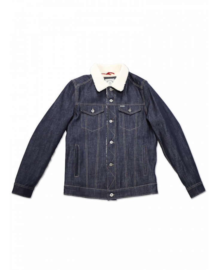 Rambler Corduroy Jacket Iron and Resin