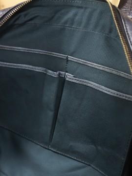 Single - Sac porte document en cuir